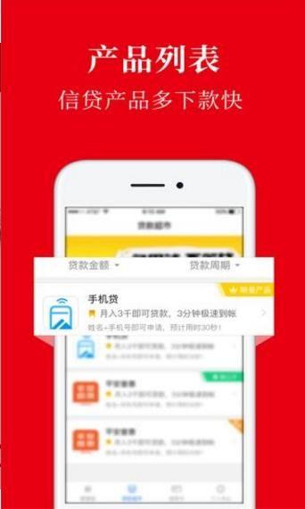 芝麻袋贷款软件官网版app下载  v1.0图3