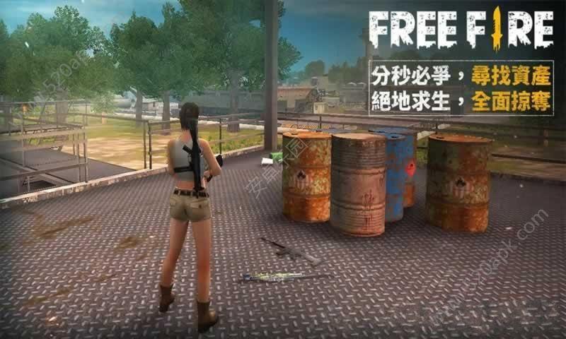 自由之火大逃亡必赢亚洲56.net更新手机版官方正版下载最新国服(Free Fire含数据包)图3: