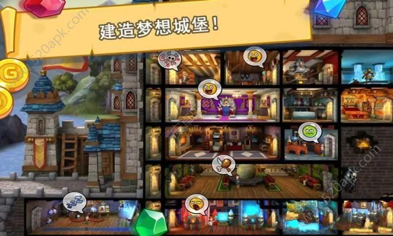 城堡奇兵中文无限金币内购破解版  v1.0图2