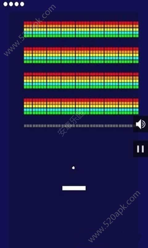 砖块破坏者手机版必赢亚洲56.net官方最新版下载安装(Many Bricks Breaker)图2: