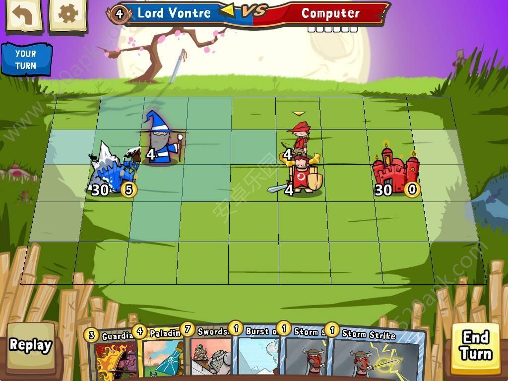 卡牌与城堡图4: