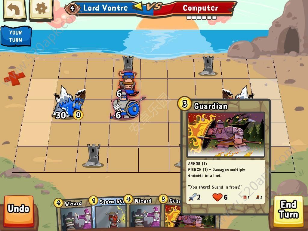 卡牌与城堡图5: