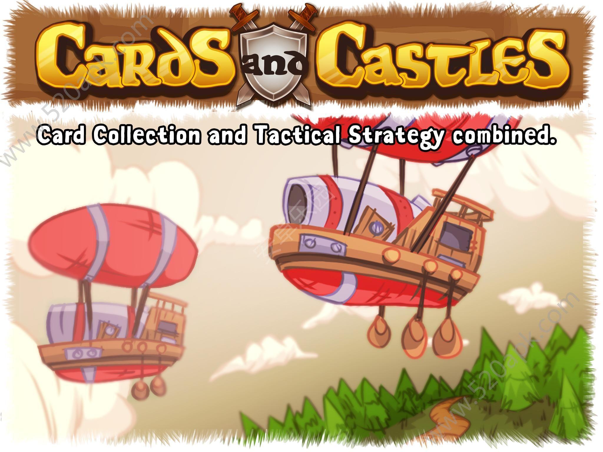 卡牌与城堡图1: