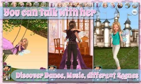 会说话的小公主游戏安卓版图2: