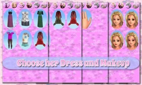 会说话的小公主游戏安卓版图1: