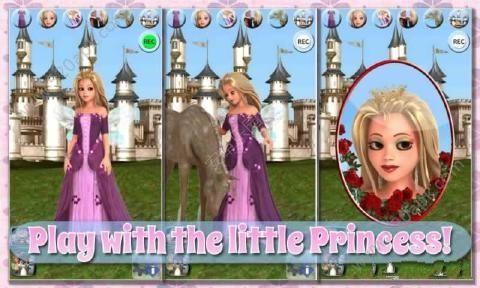 会说话的小公主游戏安卓版图3: