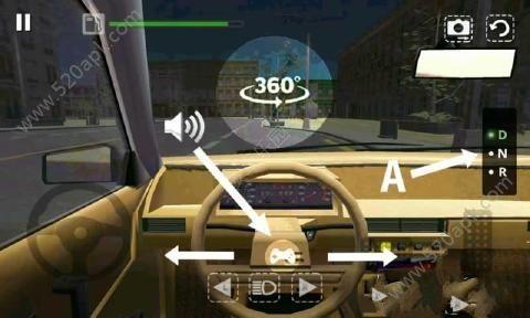 真实汽车模拟驾驶安卓版图4: