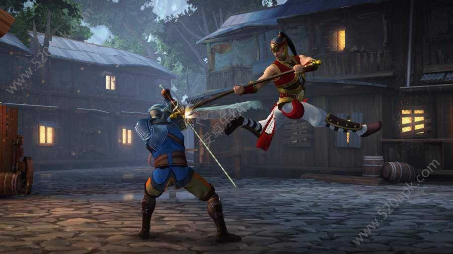暗影格斗3游戏安卓版(Shadow Fight 3)图4: