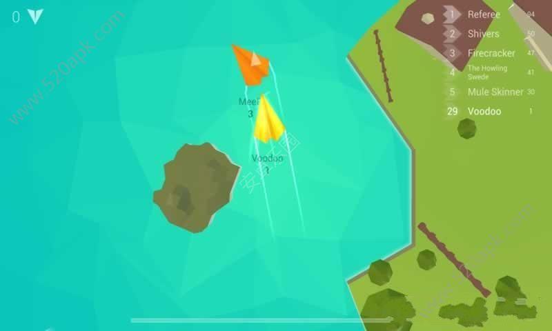 纸飞机大作战必赢亚洲56.net必赢亚洲56.net手机版版(Planes.io)图4: