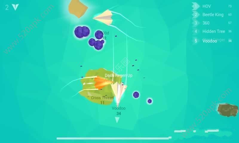 纸飞机大作战必赢亚洲56.net必赢亚洲56.net手机版版(Planes.io)图3:
