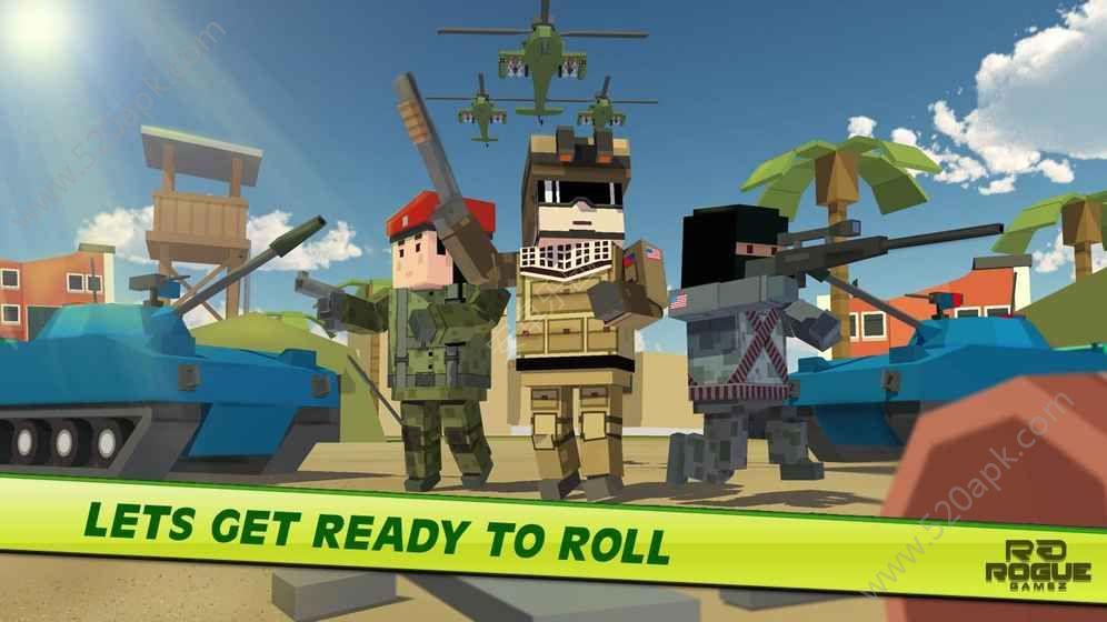 军事史诗般的战斗模拟器游戏安卓版图4: