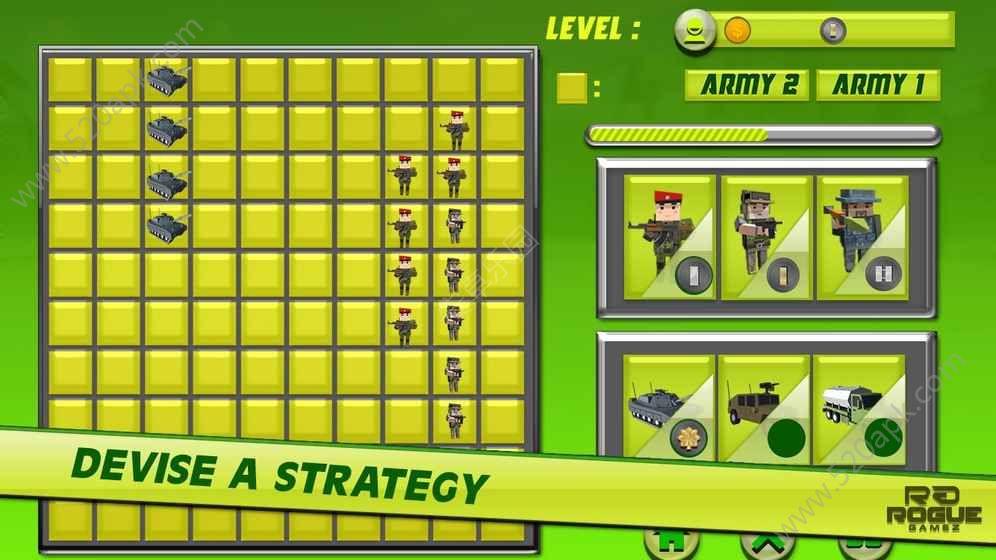 军事史诗般的战斗模拟器游戏安卓版图2: