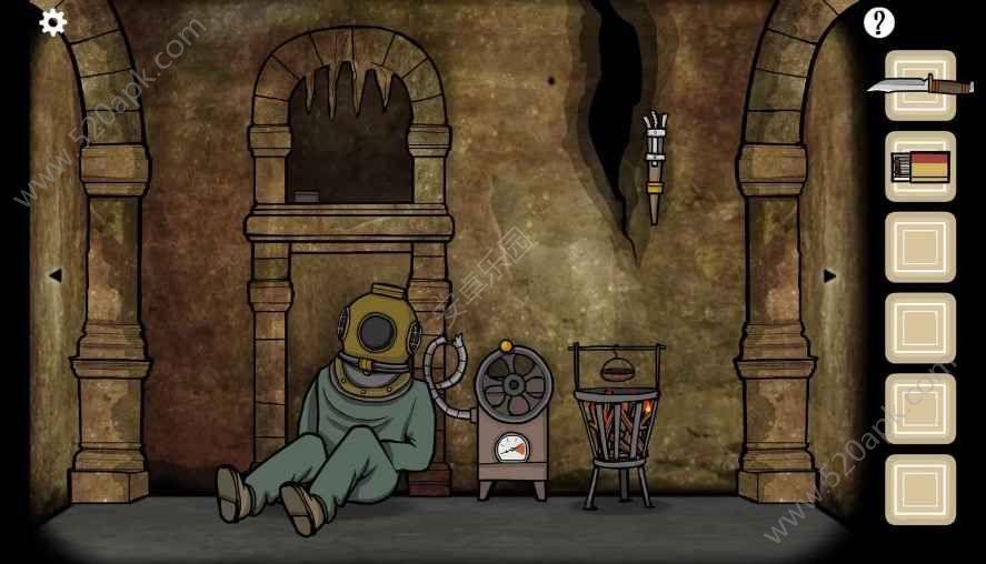 方块房间逃脱洞穴游戏安卓版图3: