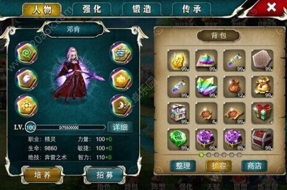 梦幻战记手游下载百度版图5: