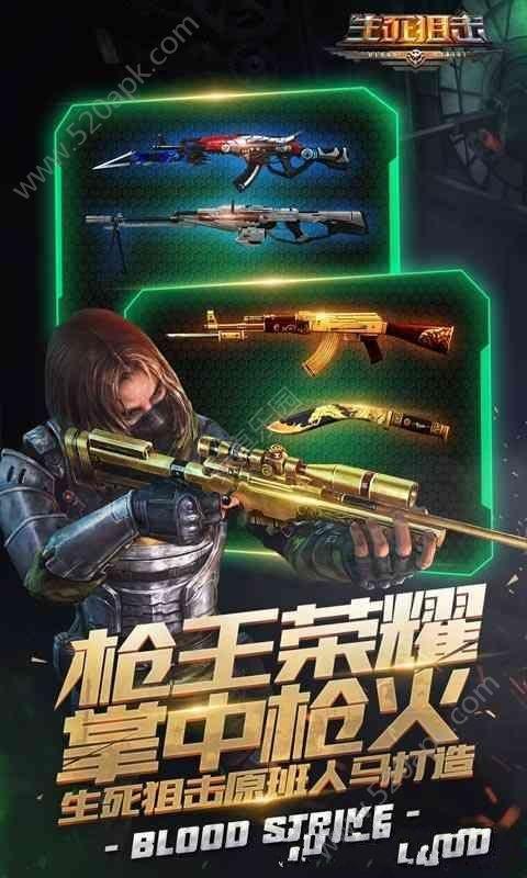 生死狙击之僵尸前线官方网站正版游戏图2: