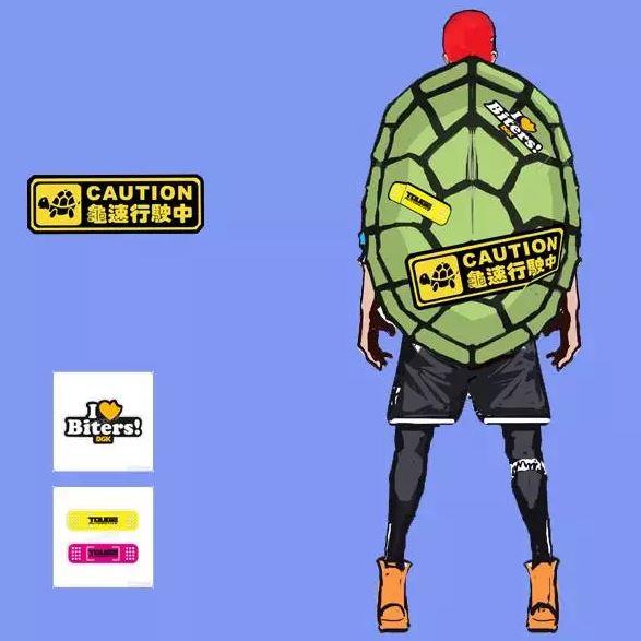 街篮手游龙宝宝套装、霸王龙头饰、牛叉乌龟壳多少钱?[多图]