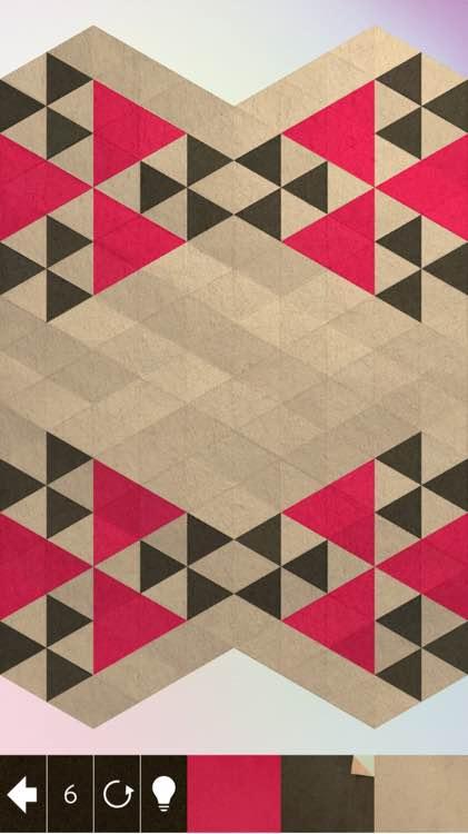 神折纸2KAMI2第77关怎么过?神之折纸2第77关攻略[图]