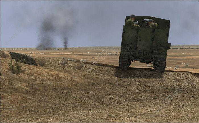 坦克大战突尼斯1943游戏安卓版图3: