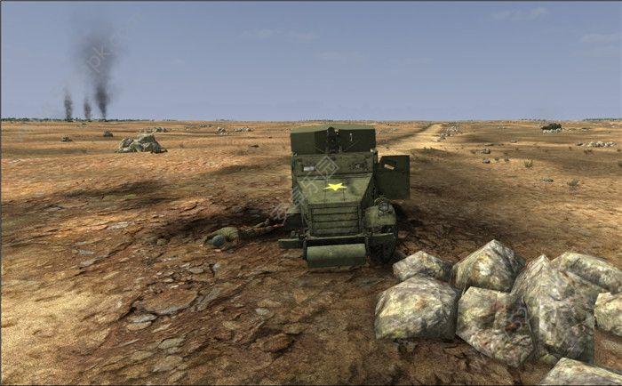 坦克大战突尼斯1943游戏安卓版图4: