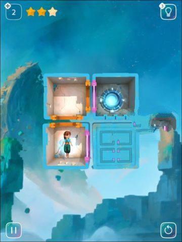 迷宫穿越level2攻略大全 WarpShift第二部分1-15关攻略汇总[图]
