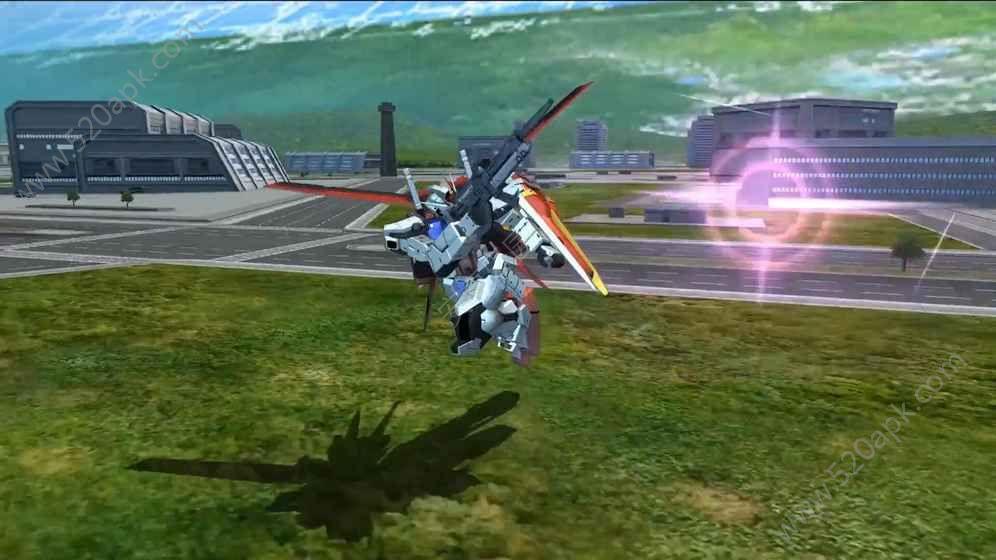 敢达争锋对决3D手游下载九游版图5: