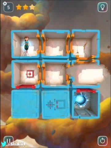 迷宫穿越level3攻略大全 WarpShift第三部分1-15关攻略汇总[图]