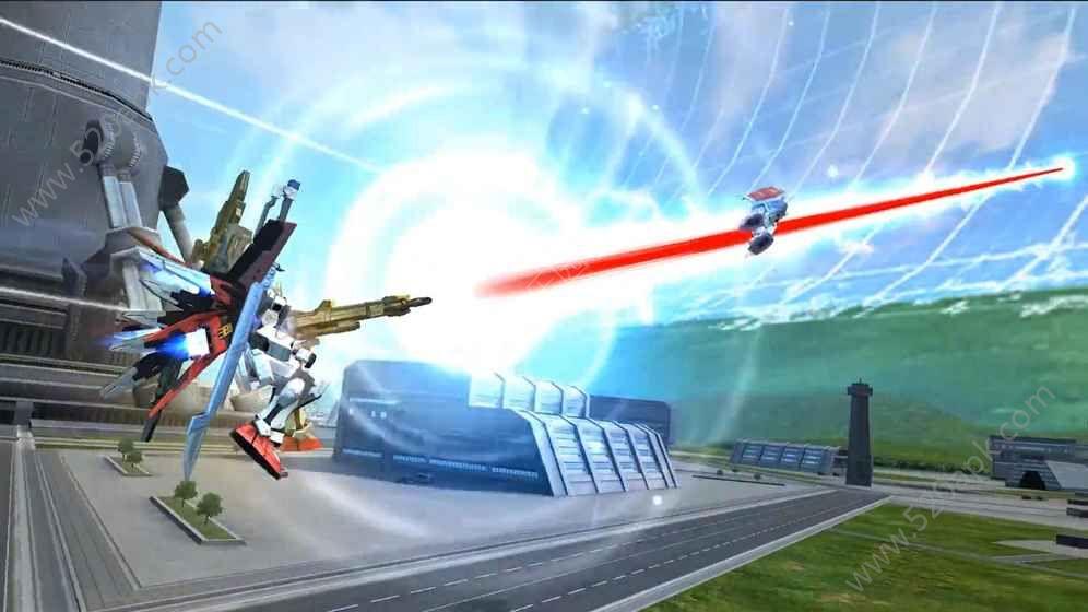 敢达争锋对决3D手游下载九游版图3: