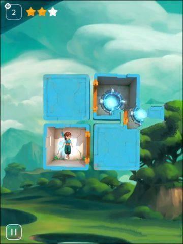 迷宫穿越level1攻略大全 WarpShift第一部分1-15关攻略汇总[图]