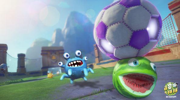 百变球球最新消息爆料:高清游戏截图一览[多图]