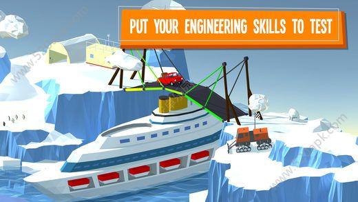 建桥专家无限金币内购中文破解版(Build a Bridge)图2: