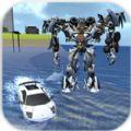 X变形机器人水下行动破解版