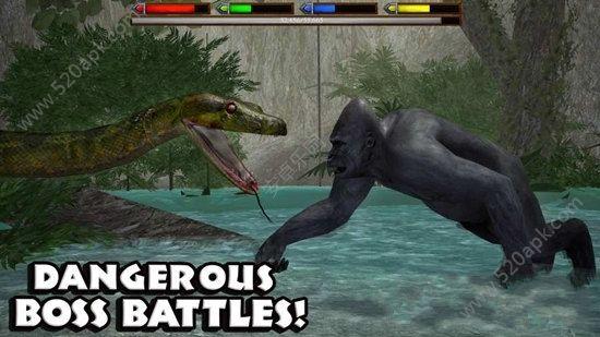 丛林动物模拟器游戏下载