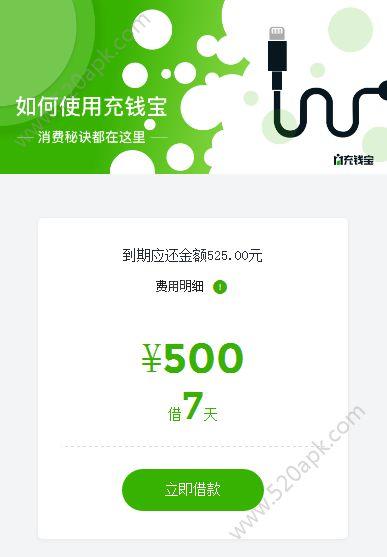 充钱宝借贷软件手机官网app下载  v1.0图2