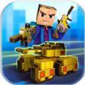 新像素城市战争6.4中文无限金币内购破解版(Block City Wars) v6.4