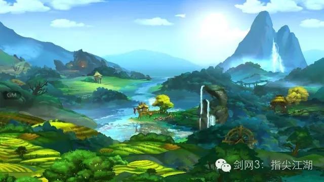 剑网3指尖江湖抢先看稻香村篇上[多图]