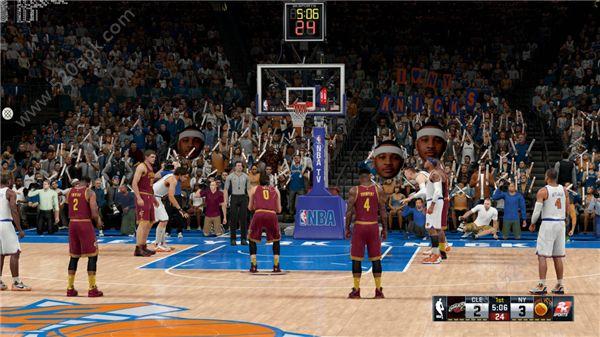 NBA2K18手机游戏官方安卓版图3: