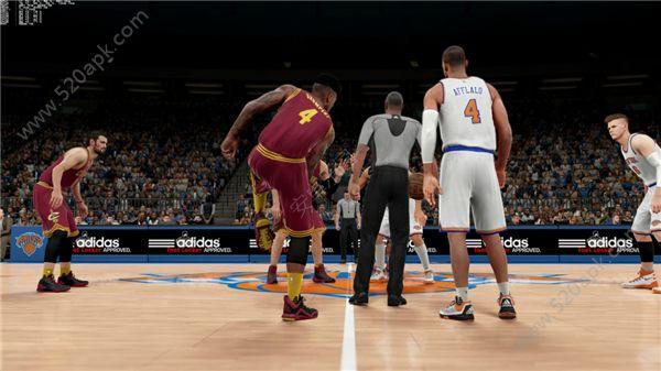 NBA2K18手机游戏官方安卓版图4: