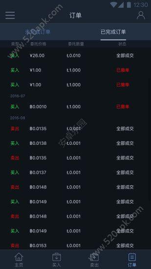 比特儿中文交易平台官网app下载  v1.3.7官方版图3