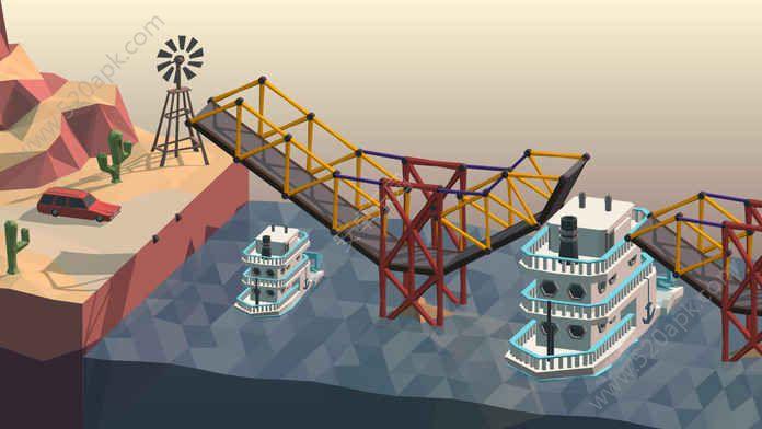 Poly Bridge保利桥必赢亚洲56.net必赢亚洲56.net手机版版下载图1: