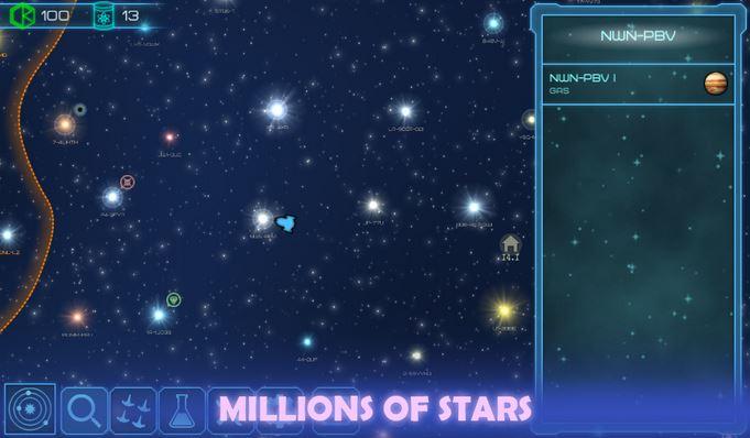 视界线游戏评测:地图无限大的星际争霸[多图]