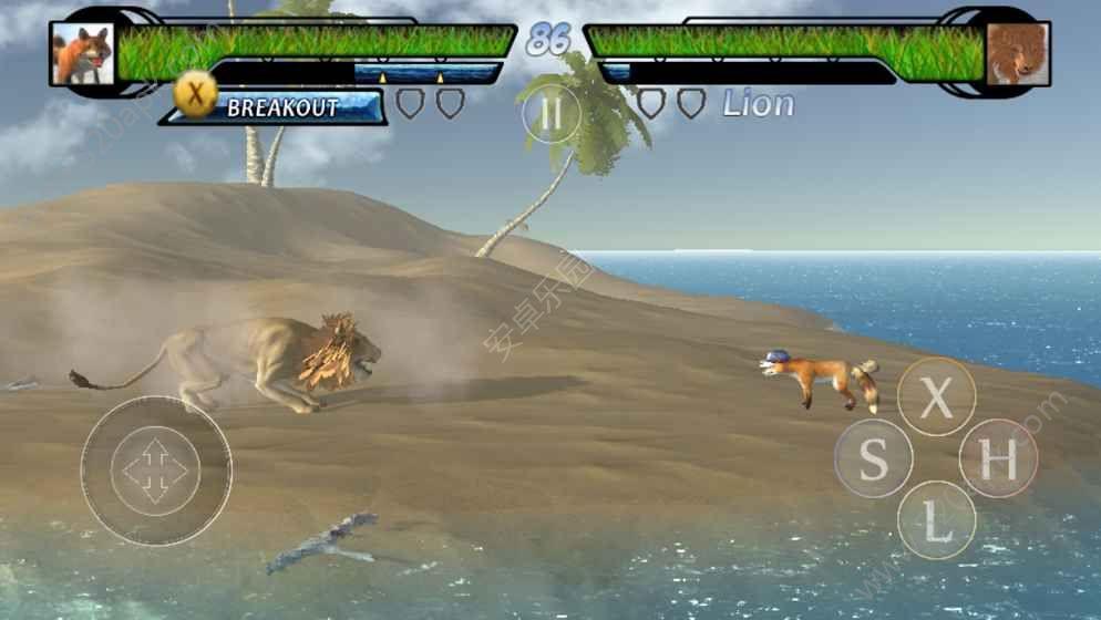 动物格斗游戏下载,动物格斗游戏安卓版