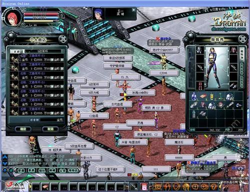 决战online手机游戏最新版下载安装  v1.0图1