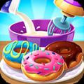 宝宝小厨房甜甜圈制作游戏