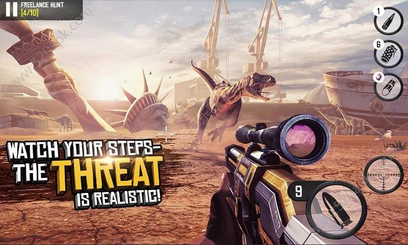 最佳狙击手射击猎人3D破解版图3