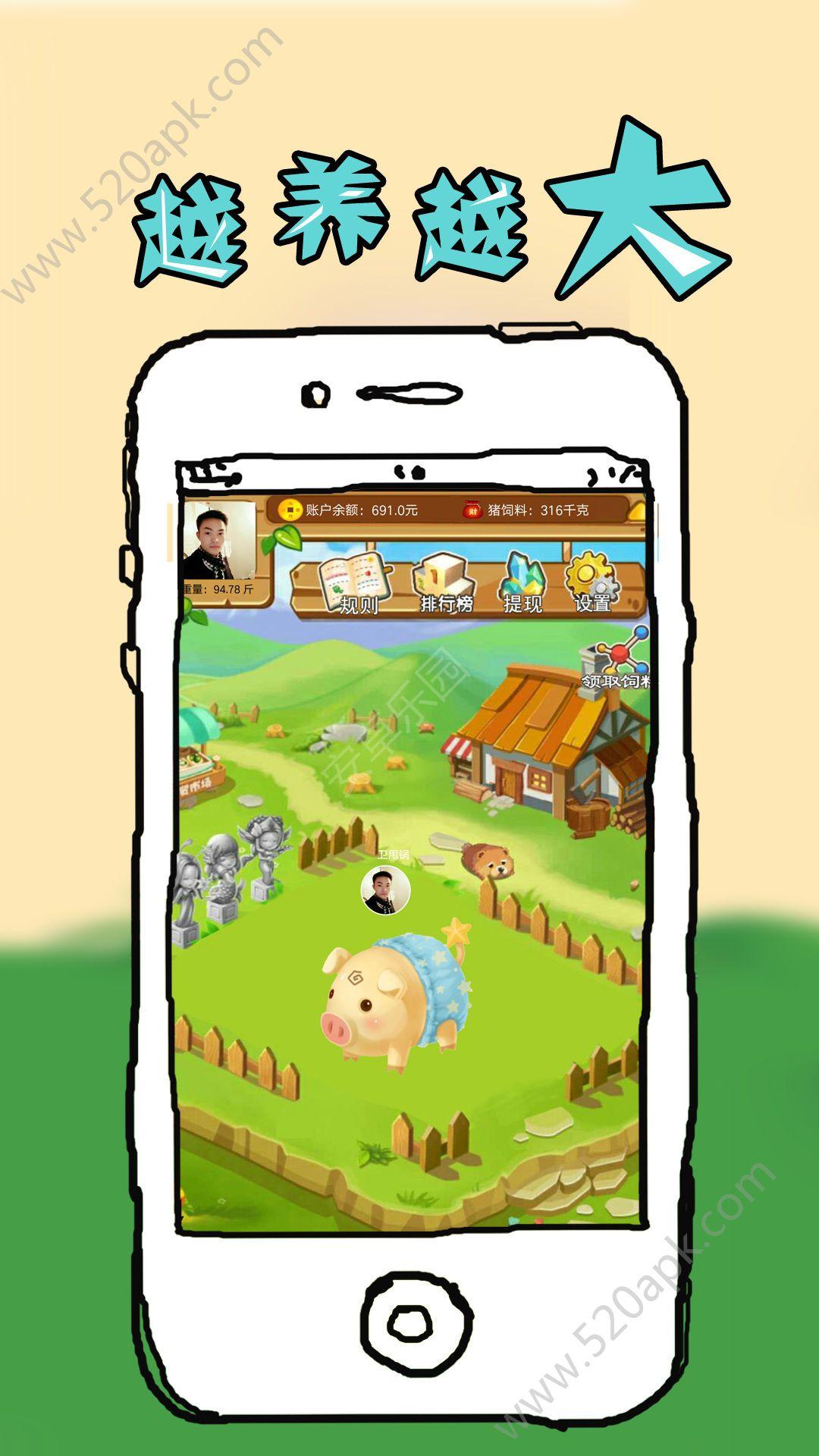 全民养猪app图4
