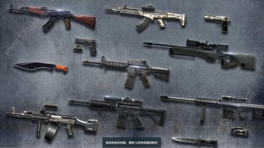子弹打击战场官方唯一指定网站正版必赢亚洲56.net(Bullet Strike Battlegrounds)  v0.2图2