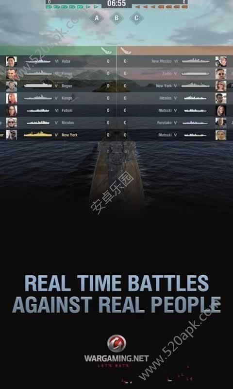 战舰世界闪击战手游官方正式版下载图1: