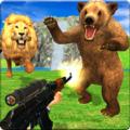 致命森林动物射击破解版