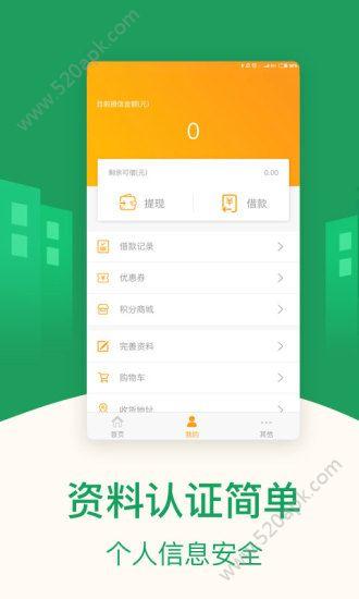 小周钱庄app官方安卓版  v1.0图2
