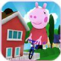 小猪佩奇跑酷最新中文无限金币内购破解版(Cool pig run adventure) v1.05